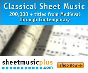 Sheet Music Plus Classical