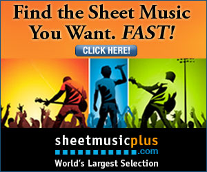Sheet Music Plus Rock