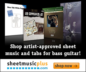 Sheet Music Plus - Guitar Tabs