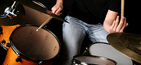 Find drum sheet music
