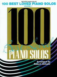 Image of 100 Best Loved Piano Solos - Big Note Easy Piano: Piano Solo Songbook