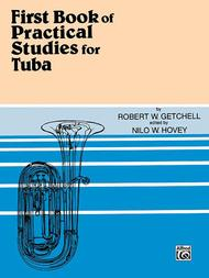 Practical Studies for Tuba, Book 1""