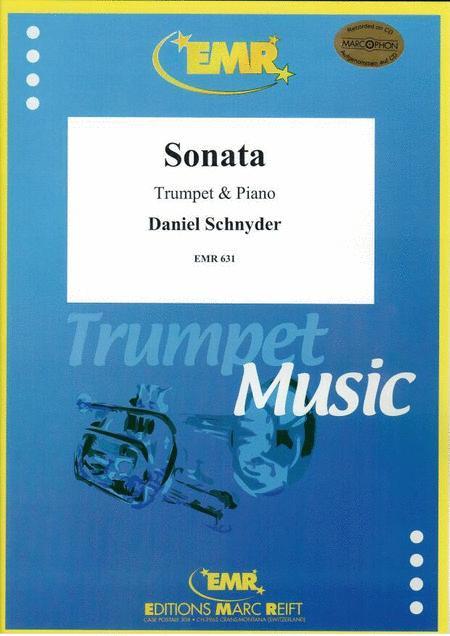 TRUMPET SONATA 1939        TRUMPET AND PIANO Edition Schott