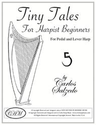 Tiny Tales For Harpist Beginners