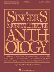 Hal Leonard Singer's Musical Theatre Anthology for Baritone / Bass Volume 5