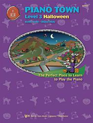 Piano Town: Halloween-Level 3