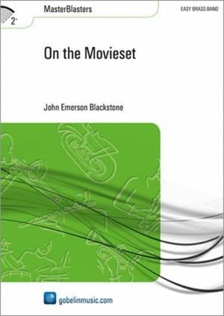 Sheet music: On the Movieset (Concert band)