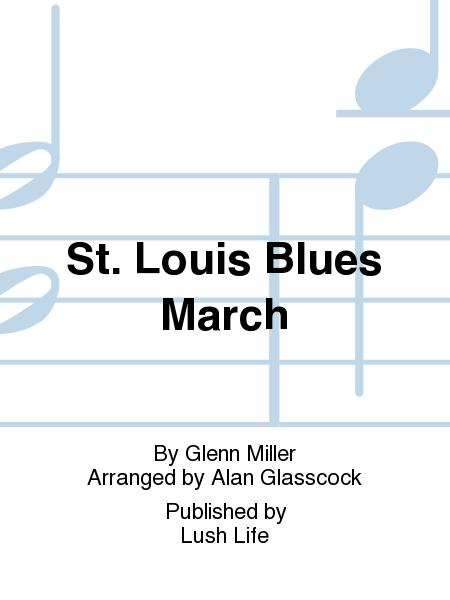 st louis blues lead sheet pdf