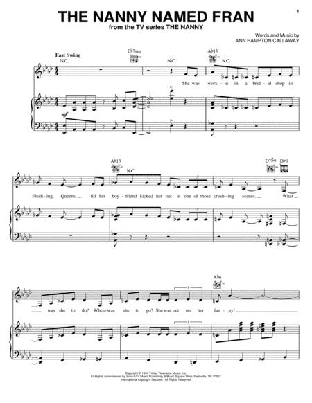 Piano piano chords of one call away : Download Ann Hampton Callaway Digital Sheet Music and Tabs