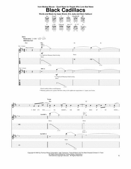Banjo u00bb Banjo Tabs Modest Mouse - Music Sheets, Tablature, Chords and Lyrics