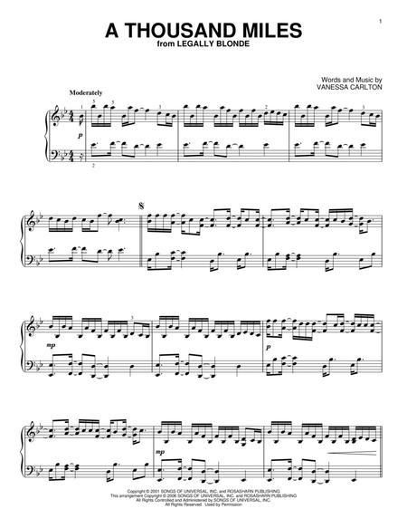 a thousand years piano sheet music free pdf piano guys