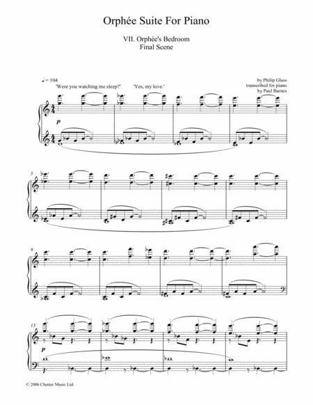 Philip Glass Sheet Music Books Scores Buy Online