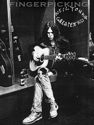 Fingerpicking Neil Young - Greatest Hits: Fingerpicking Guitar Song..