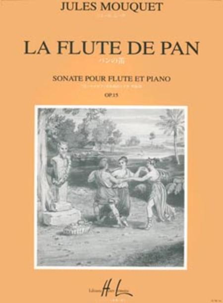 Partitions : Jules Mouquet: La Flûte De Pan Op.15 (Flûte ...