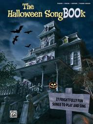 The Halloween SongBOOk: Piano, Vocal, Guitar Sheet Music / Songbook
