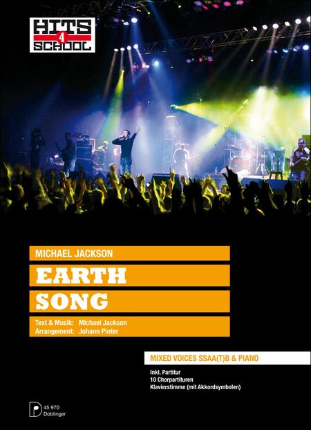 earth song frank ticheli sheet music pdf