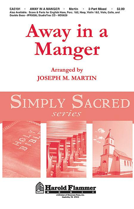 See cover away in a manger 26 95