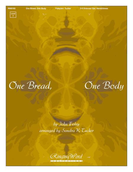 one bread one body piano sheet music pdf