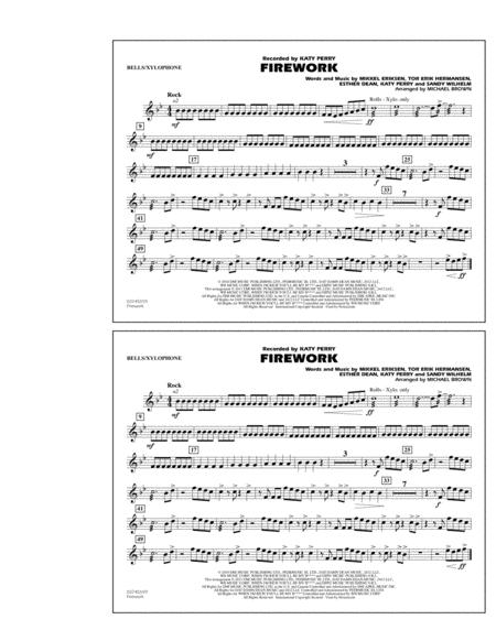 Katy Perry - Marching band - sheet music books scores (buy online).