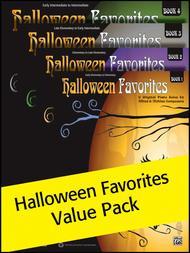 Halloween Favorites, 1-4 Value Pack