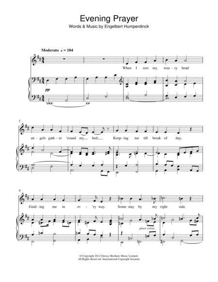 horns quartet hansel und gretel overture pdf free
