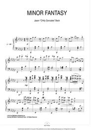 chilly gonzales sheet music pdf