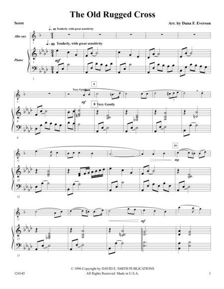 Harmonica Tabs Old Rugged Cross