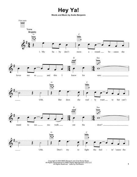 Hey Ya Chords Piano - hulustream