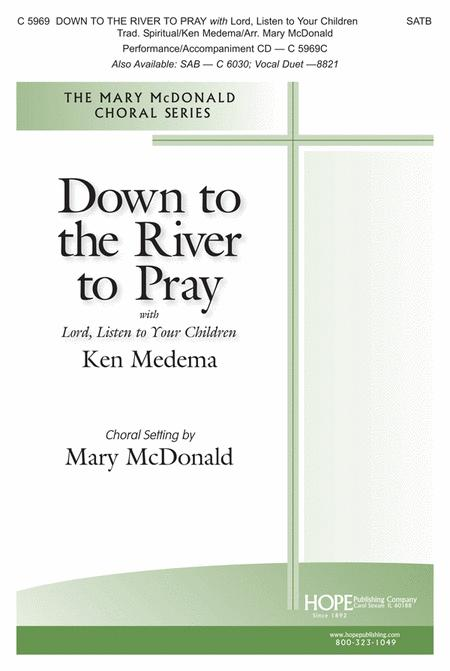 down to the river to pray chords pdf