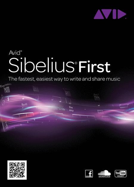 sibelius convert pdf to score