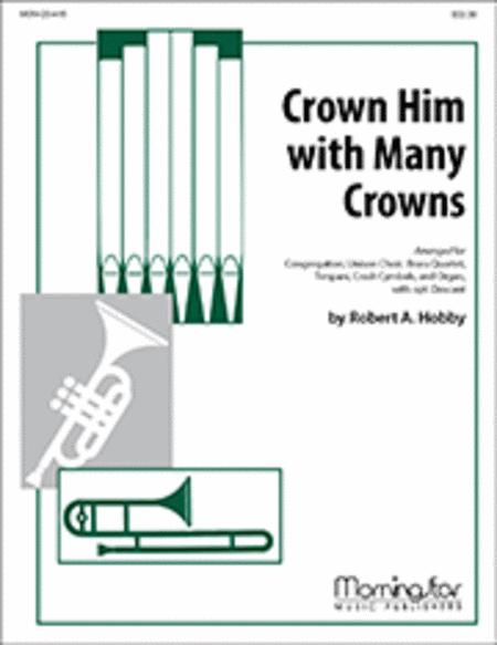 Crown him with