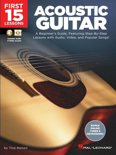 Book Of Love Cover Acoustic ~ Sheet music first lessons acoustic guitar
