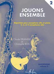 Jouons Ensemble - Volume 2