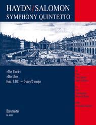 Symphony-Quintetto nach Sinfonie Nr. 101