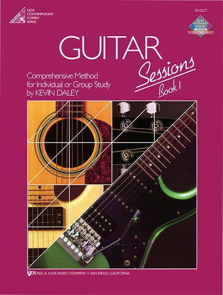 Food Book Cover Guitar : Sheet music guitar sessions book cd