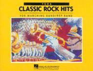 Classic Rock Hits Tuba (For Marching/Pep Band): Tuba Sheet Music