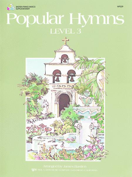 Sheet Music : Popular Hymns Level 1 (Piano solo) - photo#47