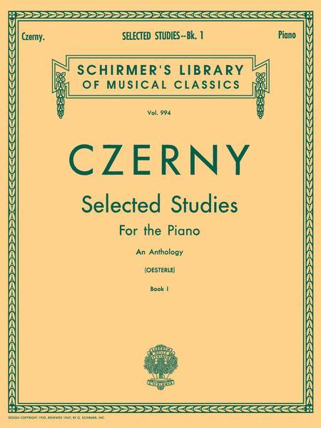 Czerny Piano Books
