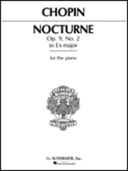 chopin nocturne op 9 no 2 piano pdf