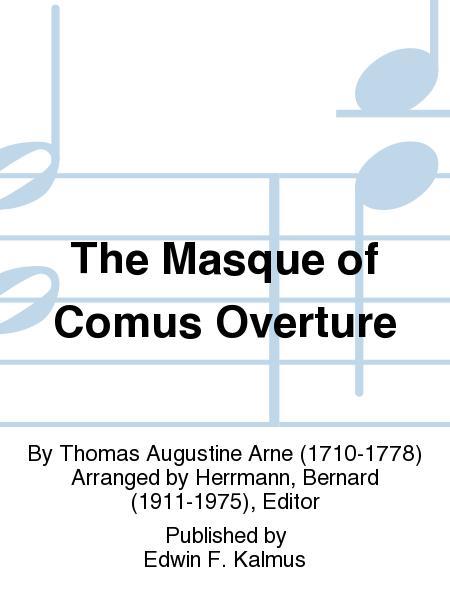 Sheet music thomas arne the masque of comus opera for Arne herrmann