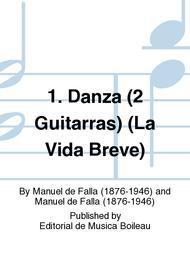 Image of 1. Danza (2 Guitarras) (La Vida Breve)