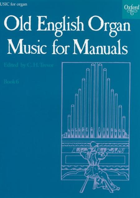 Old English Book Cover ~ Sheet music old english organ for manuals book