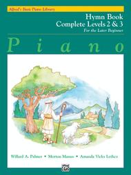 Alfred's Basic Piano Course - Hymn Book Complete Levels 2 & 3: Pian.