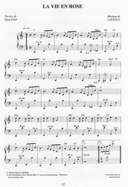 french accordion sheet music pdf