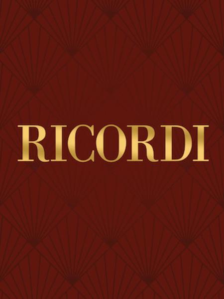 Turandot vocal score