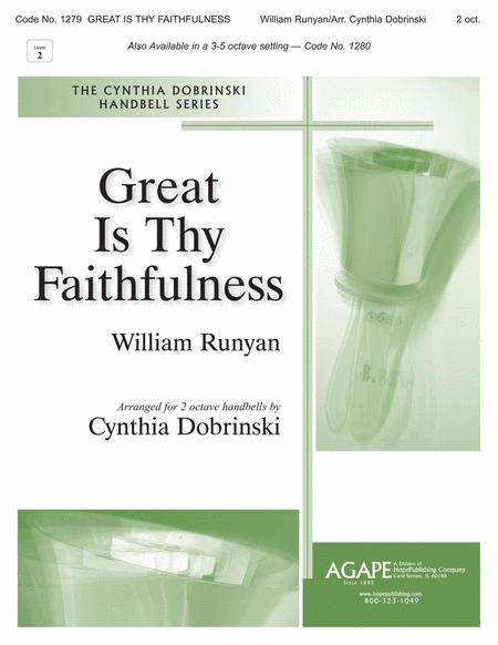 great is thy faithfulness piano solo pdf