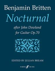 Britten Britten : Nocturnal After John Dowland, Op. 70