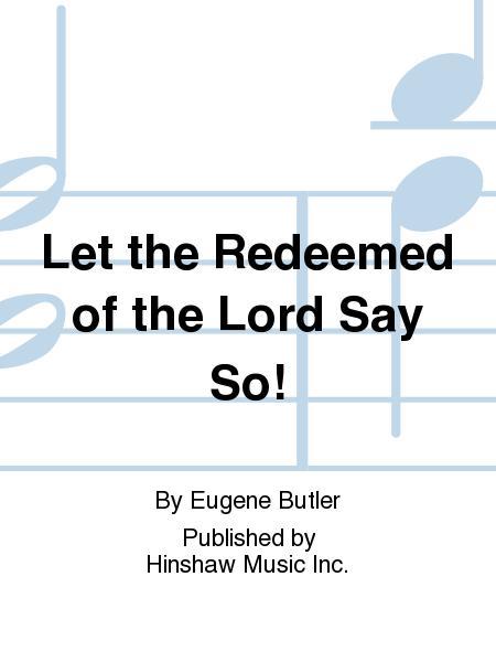 oh lord my redeemer sheet music pdf