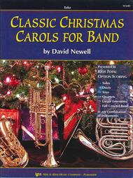 Classic Christmas Carols For Band-Tuba