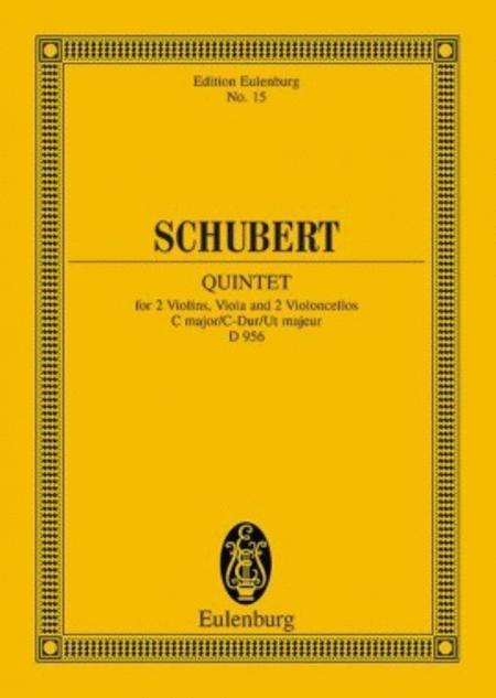 schubert string quintet in c major analysis essay